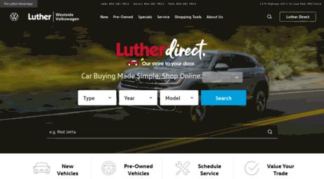 Vw Dealership Mn >> Visit Westsidevw Com Luther Westside Volkswagen