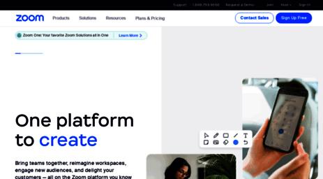 Visit Wolfram zoom us - Video Conferencing, Web Conferencing