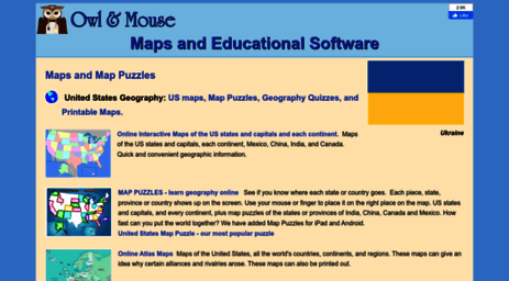 Visit Yourchildlearns.com - Educational Software - Maps ...