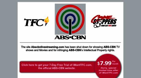 Visit Yourpinoytv net - Yourpinoytv net - Free Popular ABS - CBN