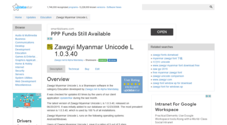 Unicode Free Download